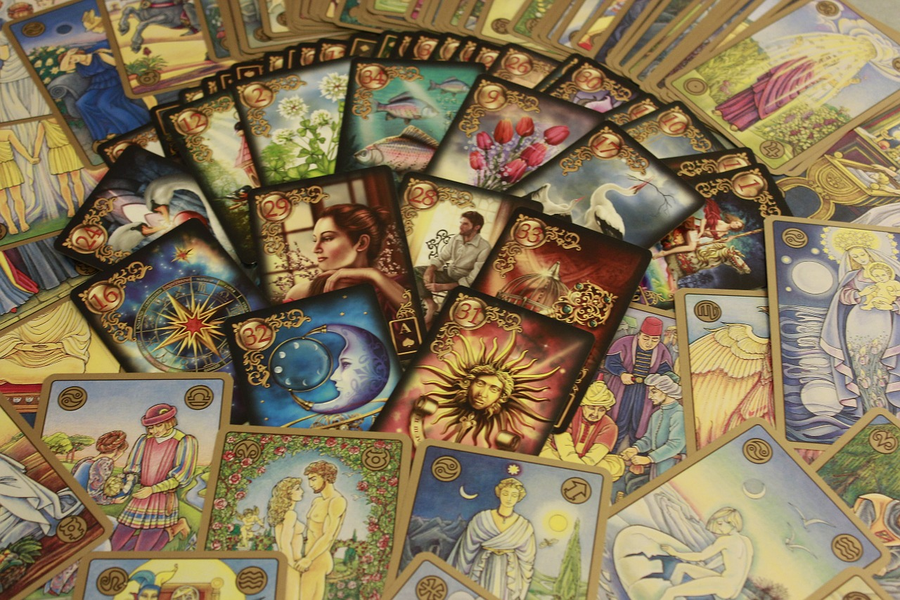 Discovering your Tarot Birth Card