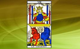 The Chariot Tarot card: positive or negative?