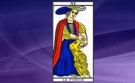 The Strength arcanum in the Tarot of Marseille: positive or negative?