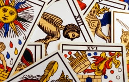 The Colors of the Tarot of Marseille