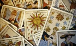 The Tarot of Marseille Arcana thought to be only positive
